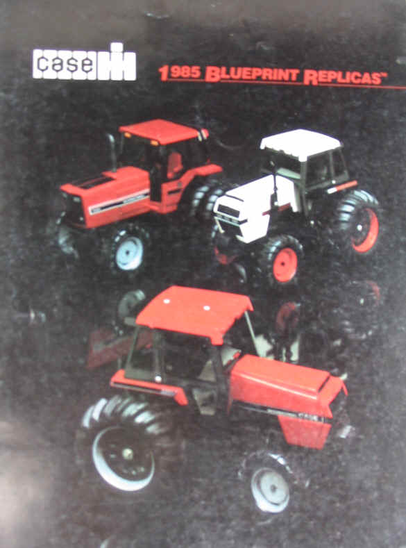 This Cover Ended The Collector Craze For IH And Case Toys It Showed Red Was Here To Stay Both White Were Still In Stock