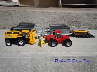 Builder Spotlight Eric Haselhorst Rockin H Farm Toys
