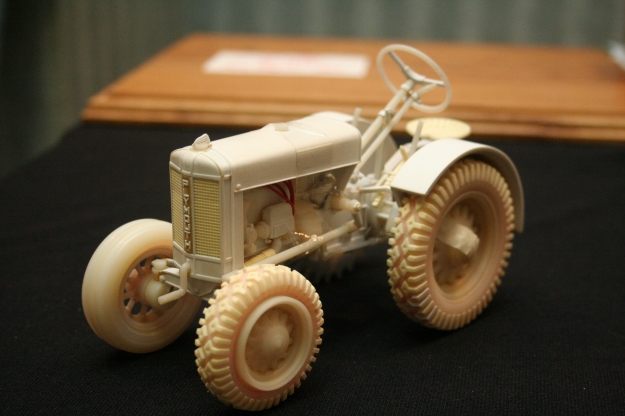 silver king toy tractor