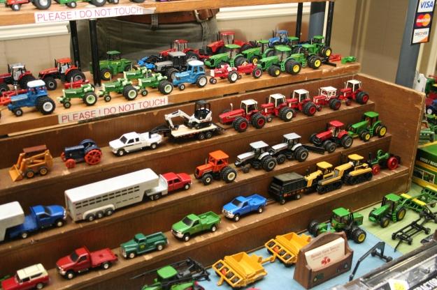 Burnett farm toys