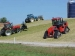 CaseIH Quadtrac packing silage